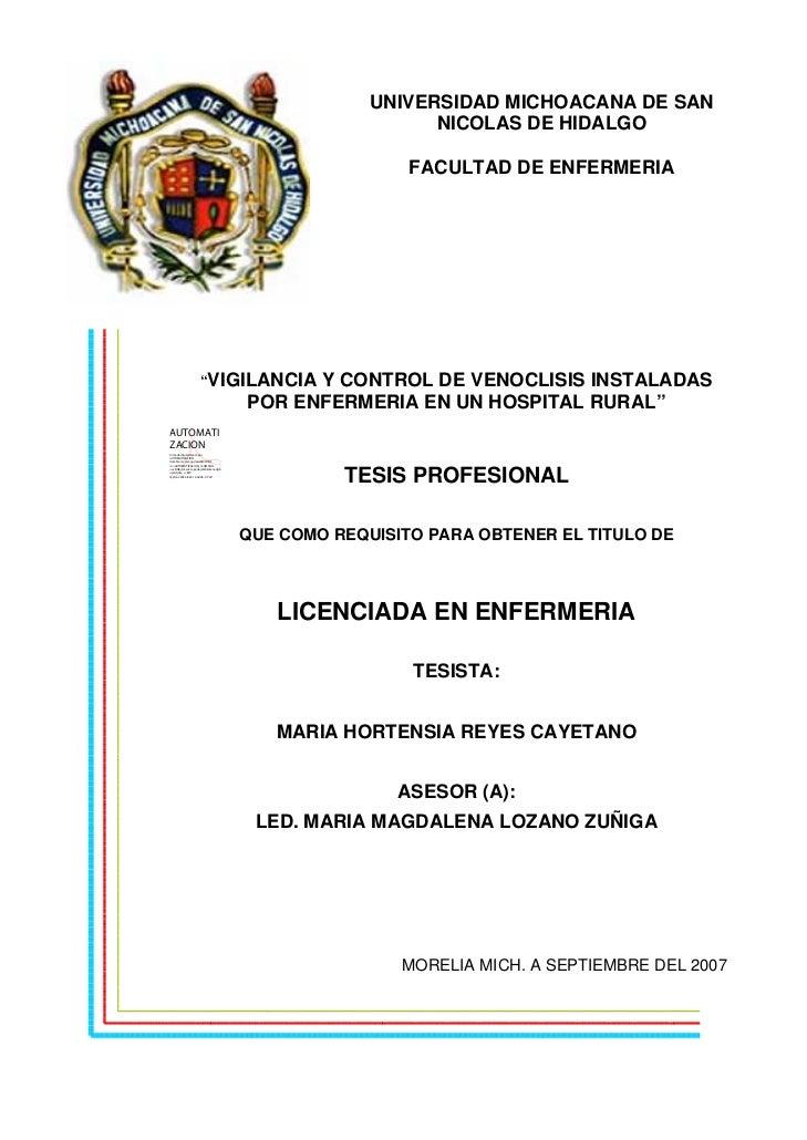 UNIVERSIDAD MICHOACANA DE SAN                                                           NICOLAS DE HIDALGO                ...