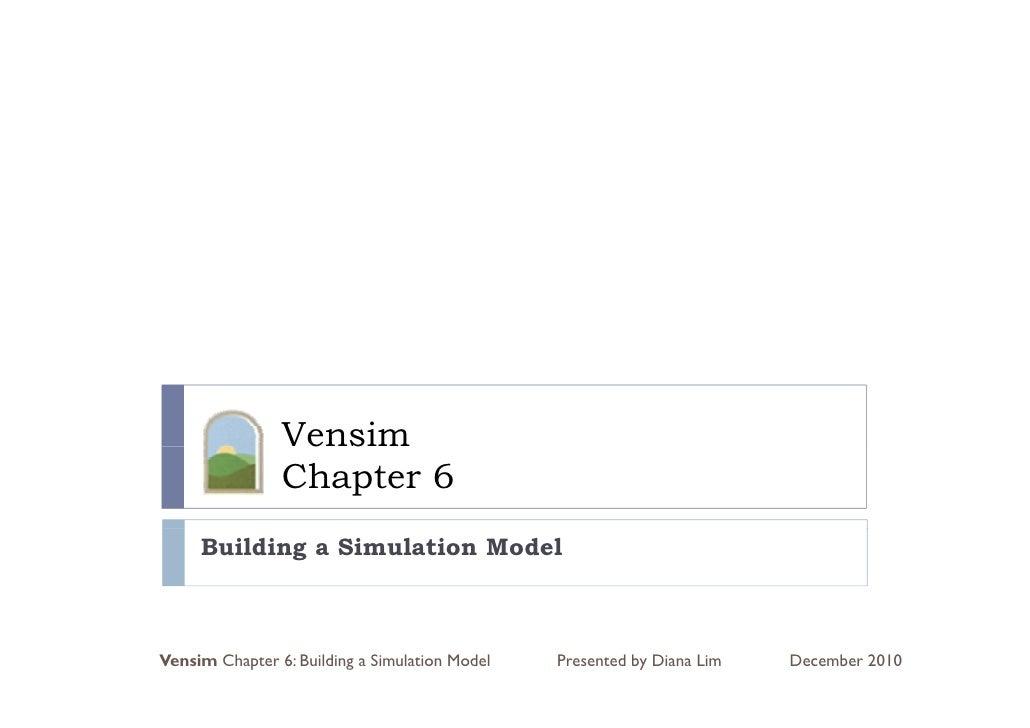 Vensim chapter 6 v1