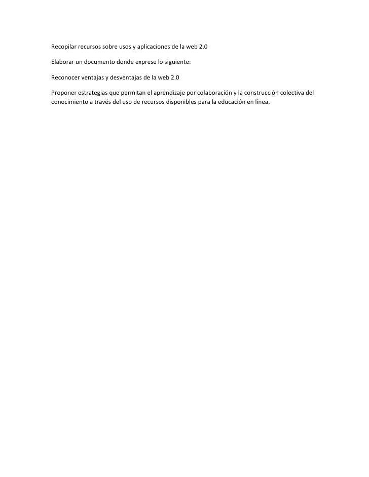 Ventajas Y Desventajas De  La Web 2