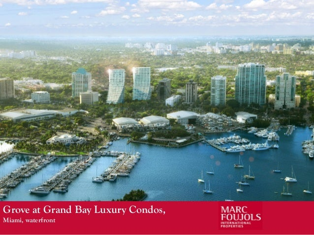 Grove at Grand Bay Luxury Condos,Miami, waterfront