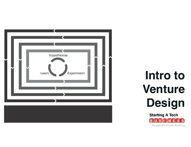 Introduction to Venture Design