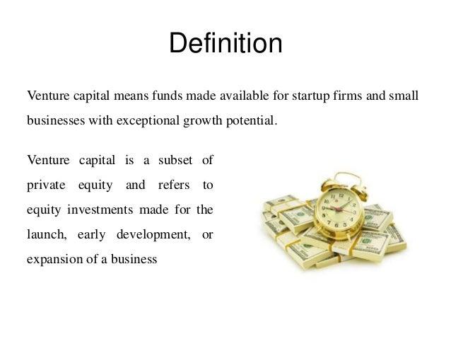Venture Capital Bd