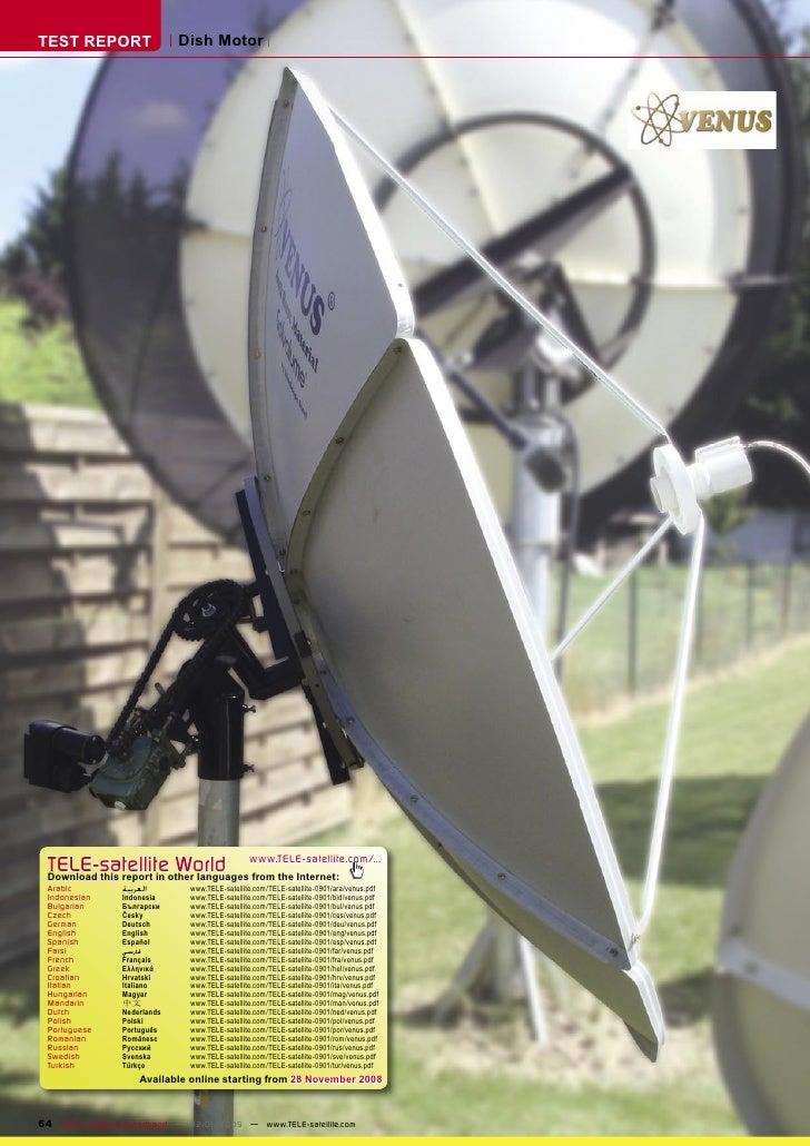 TEST REPORT                   Dish Motor       TELE-satellite World                           www.TELE-satellite.com/...  ...