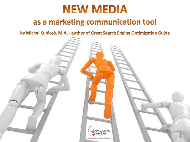 New media marketing                                                                                                       ...