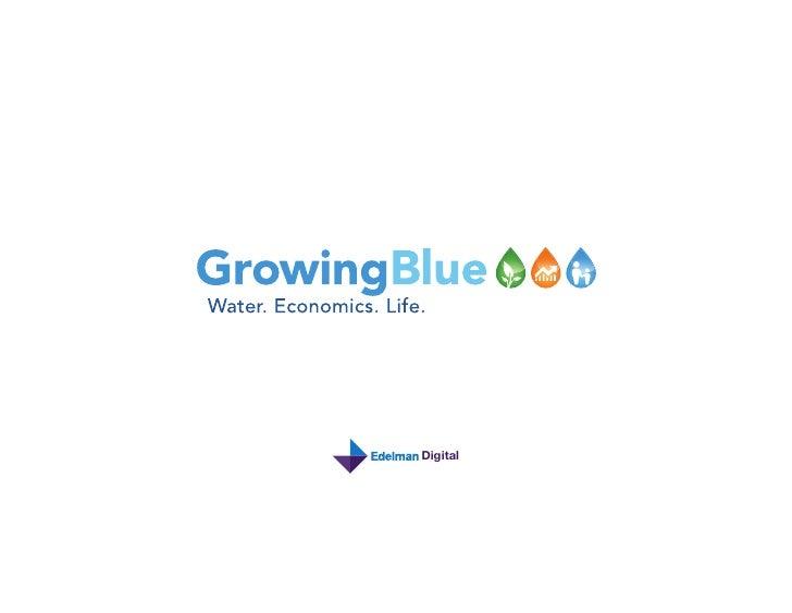Veolia: Growing Blue Portfolio