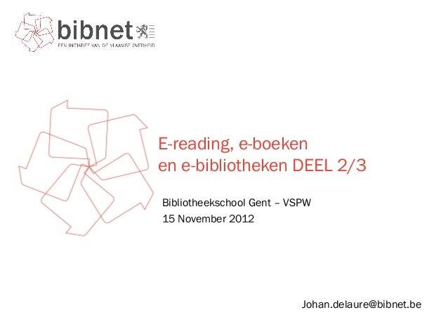 Vep bibschool 20121114_deel2