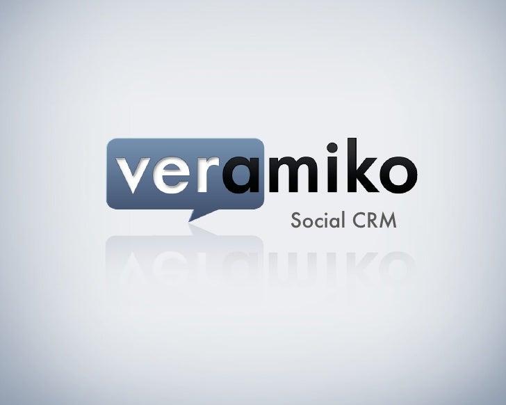 Veramiko Social Media V1 Crm