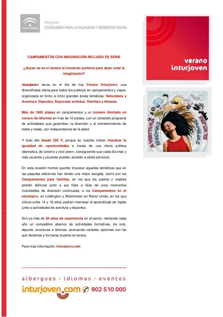 CAMPAMENTOS CON IMAGINACIÓN INCLUIDA DE SERIE                                                                            v...