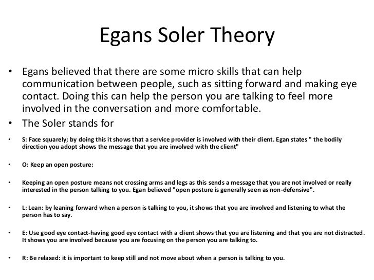 egan helping model Main description: the skilled helper model of counselling is hugely influential in the helping professions egan's skilled helper model brings a number of new and.