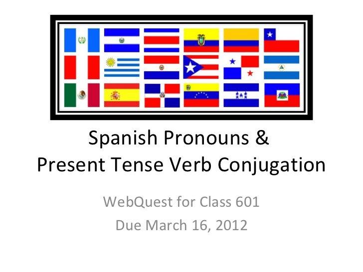 Verb conjugation class 601