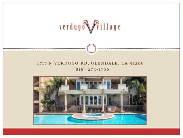 Verdugo Village Apartments
