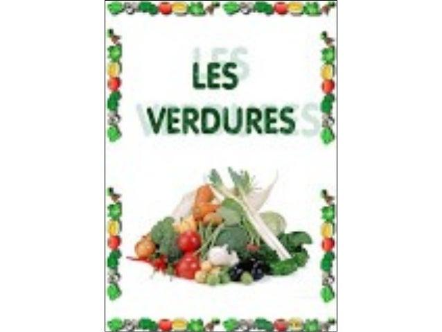 Verdures