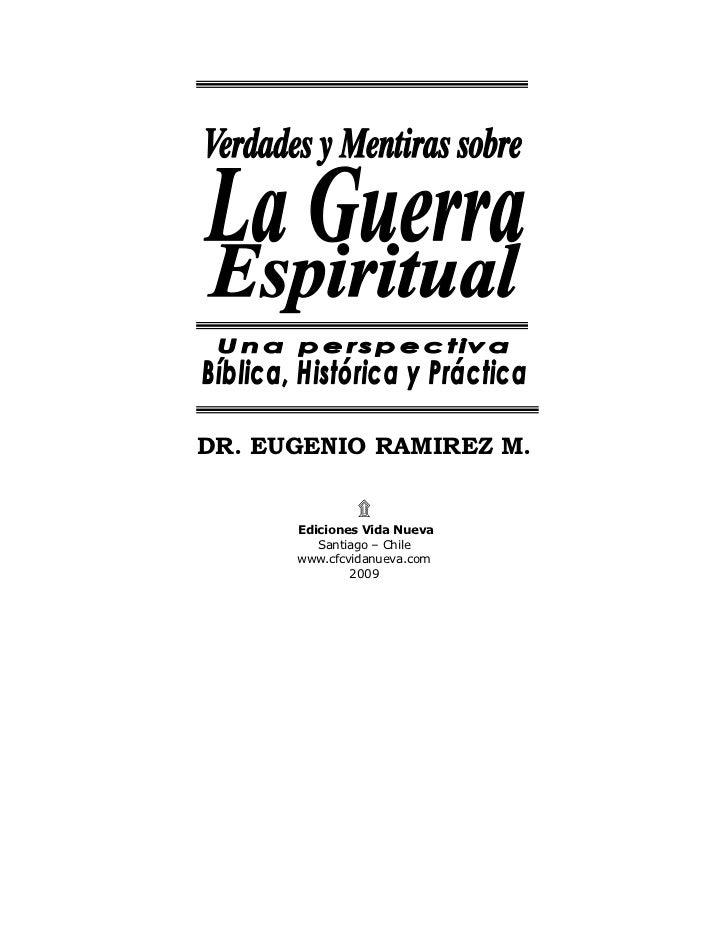 DR. EUGENIO RAMIREZ M.      Ediciones Vida Nueva         Santiago – Chile      www.cfcvidanueva.com              2009