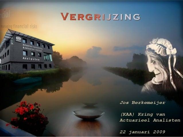 2Introductie : Een bijzondere ontmoeting... Even voorstellen:  Mijn behangerRuud van de Berg(geb. 27-12-1942)             ...