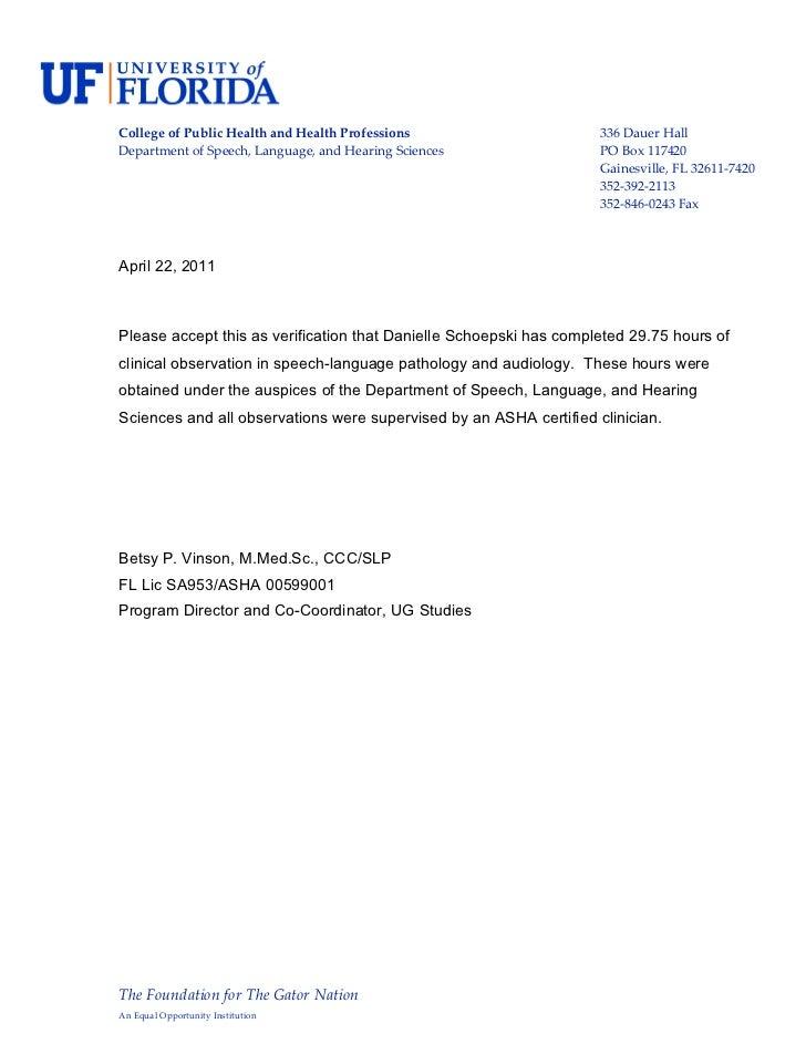 Community Service Hours Letter. Sample Community Service Letter 7 ...