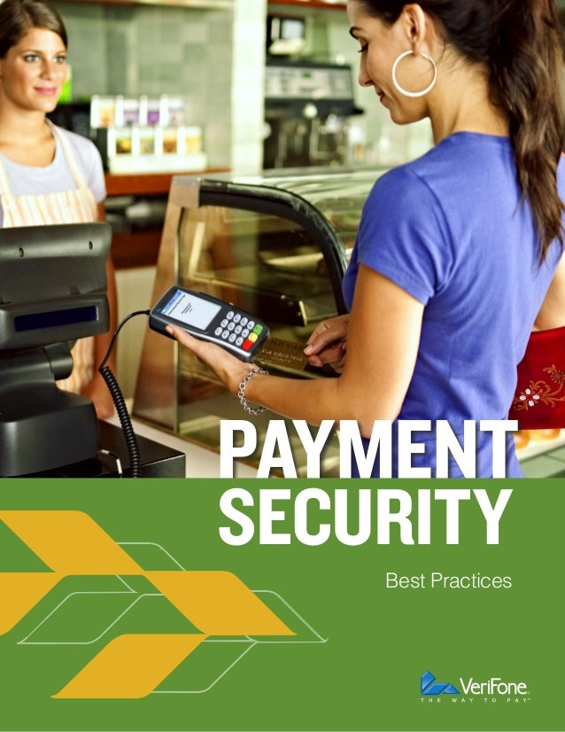PAYMENTBest PracticesSECURITY
