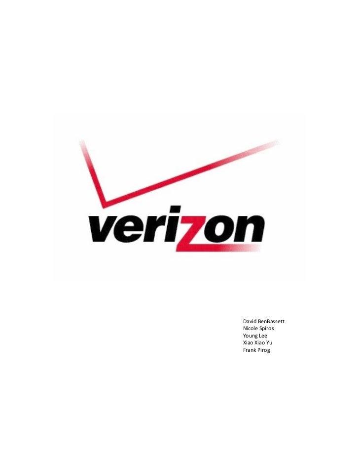 Verizon FiOS IMC Paper