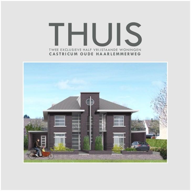 2 half vrijstaande woningen Castricum