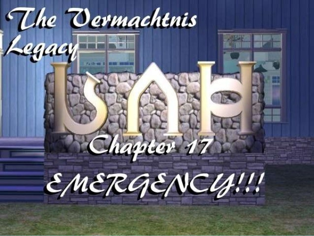 Vermachtnis Legacy Chapter 17