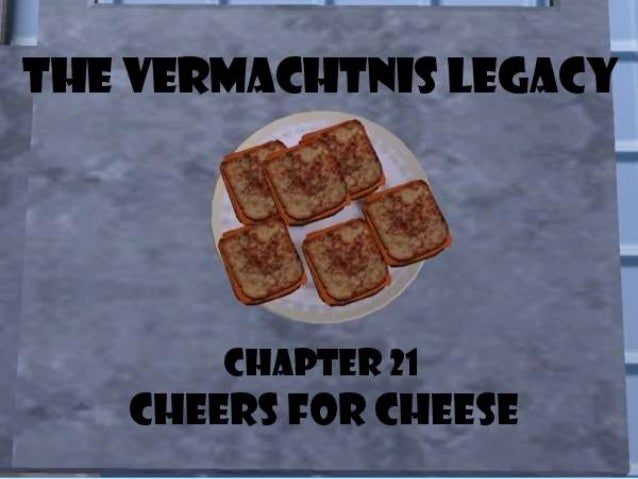 Welcome back to the Vermachtnis legacy! Last chapter we saw the last of Veronica and Ericka's 11 children leave the house....