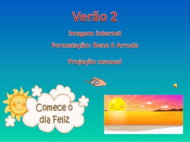 Verão 2