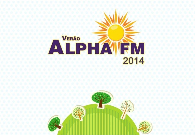 Verão alpha fm 2014