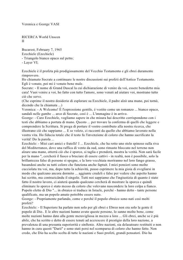 Veronica E George Vasi Vol 2 Tradotto In Italiano