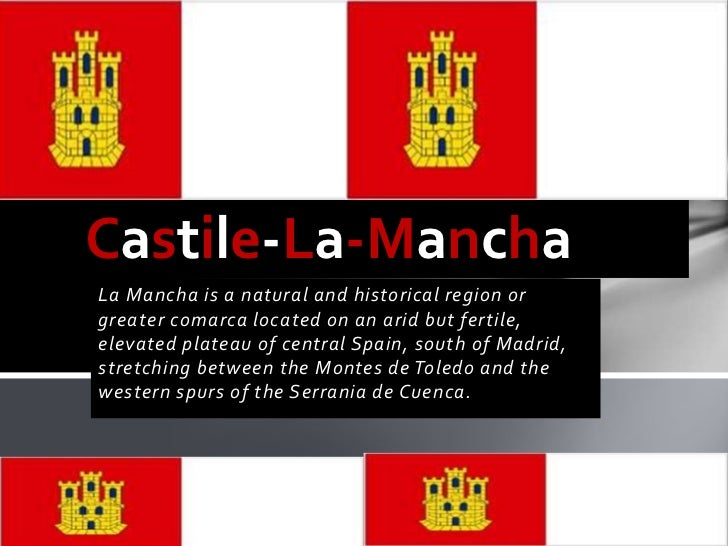 Veronica smith castile la-mancha.