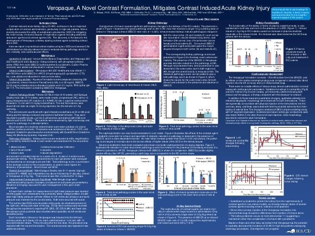 CorDynamics Collaboration: Veropaque, A Novel Contrast Formulation, Mitigates Contrast Induced Acute Kidney Injury