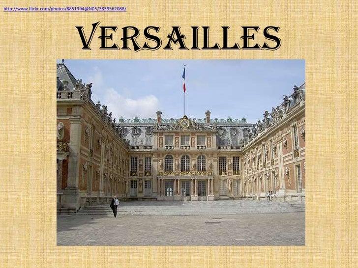 http://www.flickr.com/photos/8851994@N05/3839562088/<br />Versailles<br />
