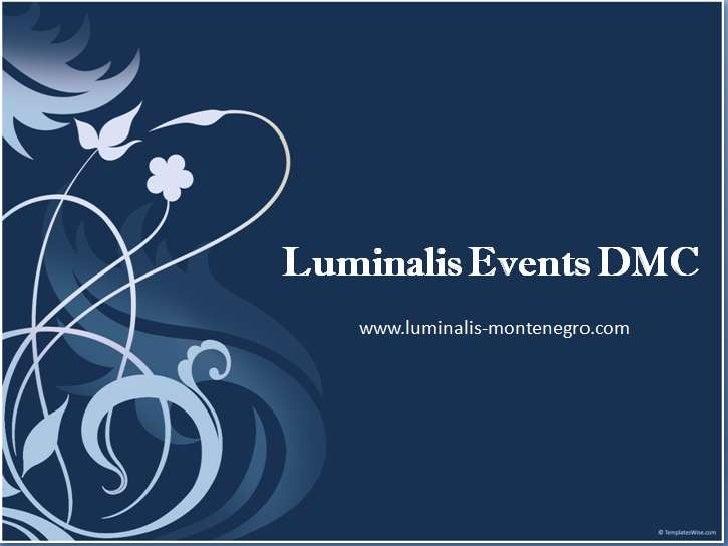 Luminalis Events DMC (Français)