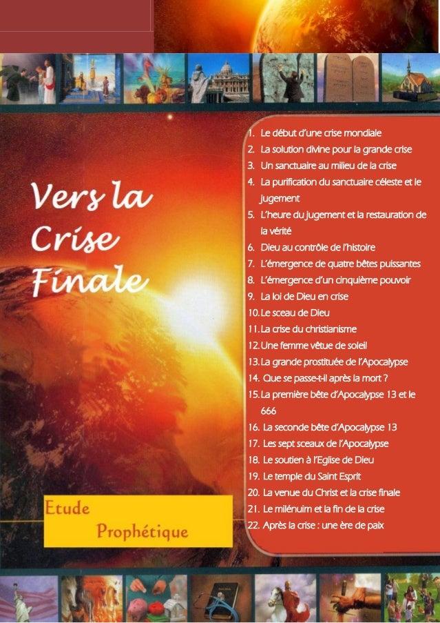 [Tapez le nom de la société] Caisse des écoles 1. Le début d'une crise mondiale 2. La solution divine pour la grande crise...