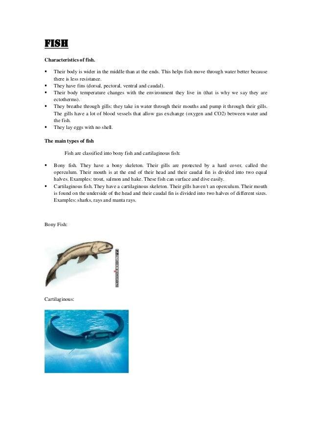 Vertebrates/FISH