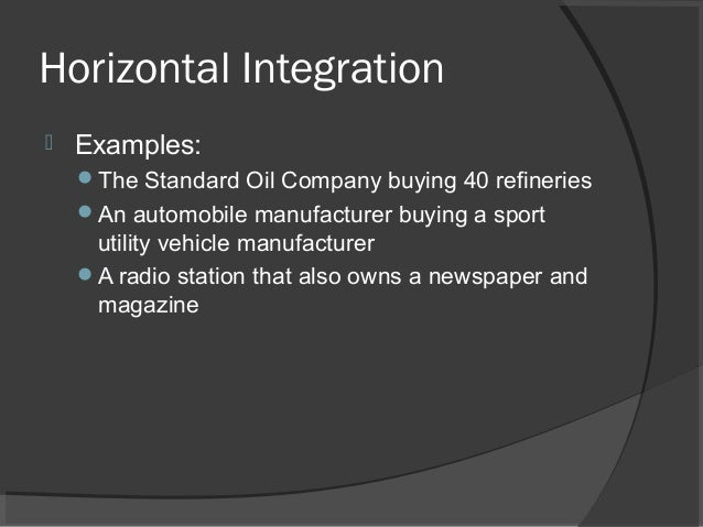 vertical integration volkswagen A way to measure if a firm has high vertical integration is through a value added in sales ratio if it is high, this means that the firm is vertically.