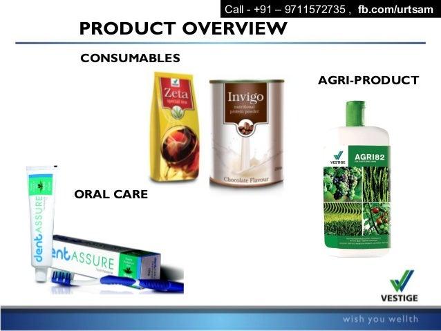 Vestige Marketing Pvt Ltd Business Plan