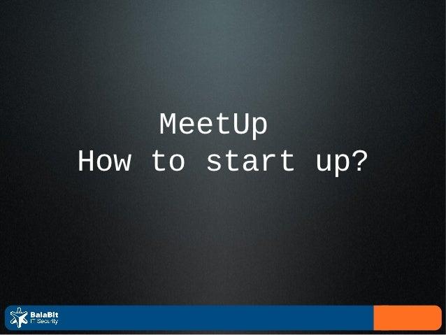 Györkő Zoltán - Startup how to