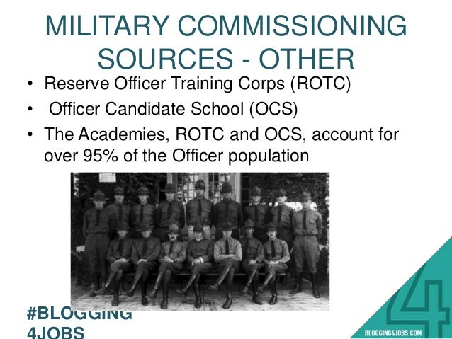 Is Rotc Considered Military Service On A Resume
