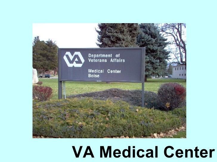 Veterans Medicial Center
