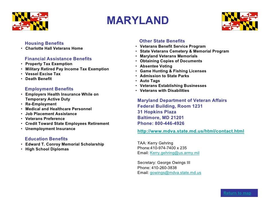 Property Tax Assistance Program Maryland