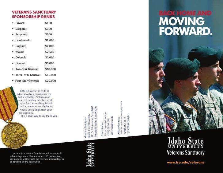 veterans sanctuary  sponsorsHip ranks                                                                                     ...