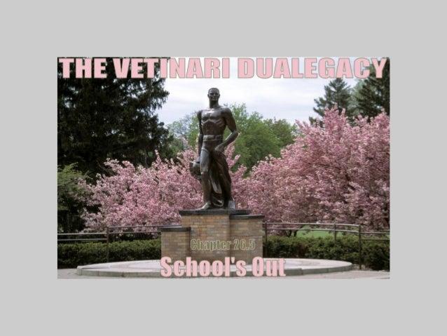 The Vetinari Dualegacy Chapter 26.5