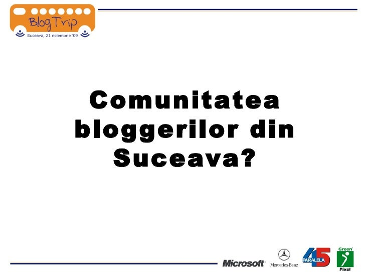 Veveveuri Blogtrip