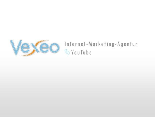 Internet-Marketing-Agentur YouTube