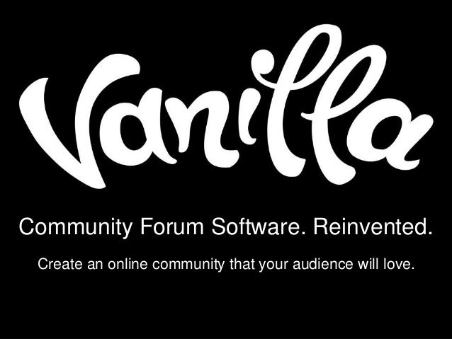Community Forum Software. Reinvented. Create an online community that your audience will love.