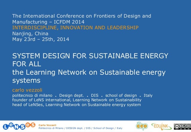 Vezzoli system design for sustainable energy for all nanjing_(37)_2014.05