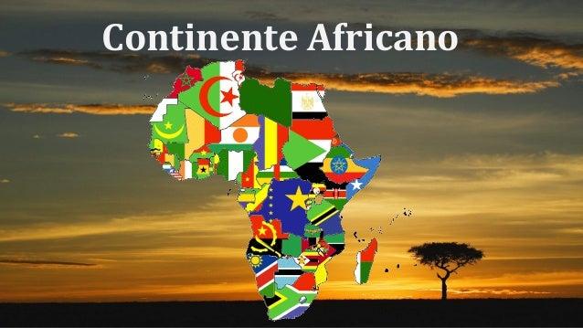 Continente africano - Continente y contenido ...