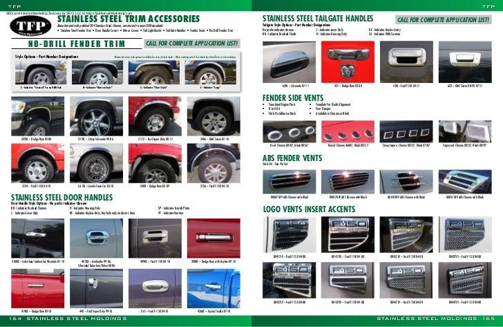 Vinyl Graphics Auto Graphics Catalog Part8