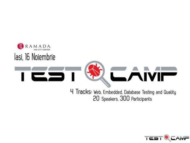 V Greavu - Testing with Sharepoint