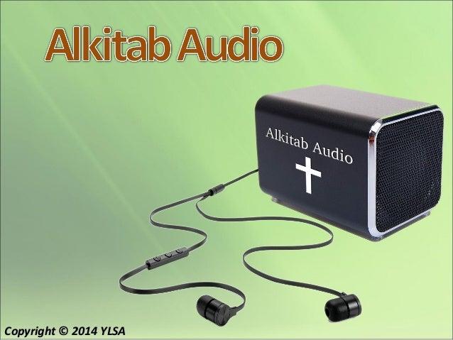 Audio Alkitab Khusus