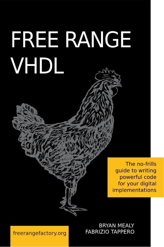 Vhdl Language Reference Manual Pdf